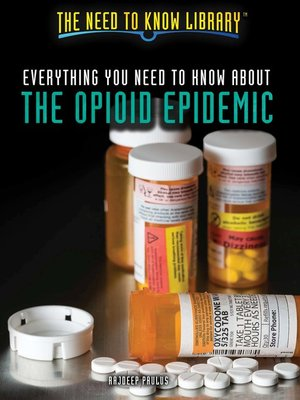 cover image of Everything You Need to Know About the Opioid Epidemic