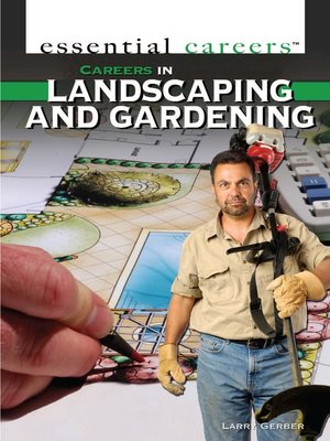 cover image of Careers and Business in Landscaping and Gardening
