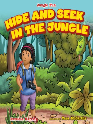 cover image of Hide and Seek in the Jungle