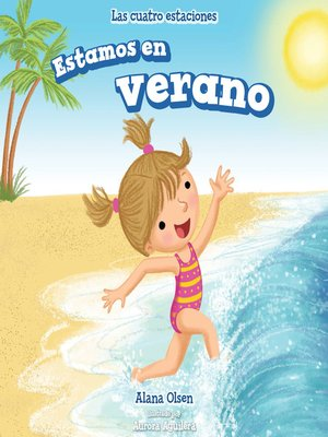 cover image of Estamos en verano (It's Summer)