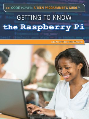 cover image of Getting to Know the Raspberry Pi