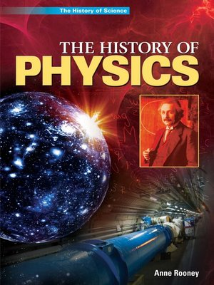 cover image of The History of Physics