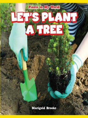 cover image of Let's Plant a Tree
