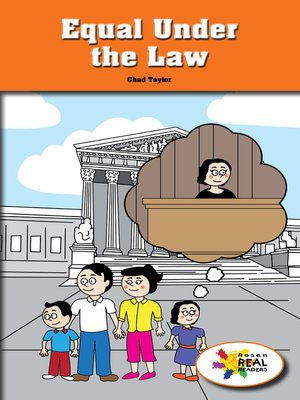 cover image of Equal Under the Law
