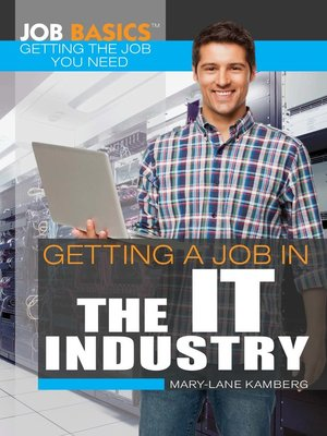 cover image of Getting a Job in the IT Industry