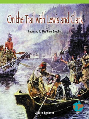 cover image of On the Trail with Lewis and Clark
