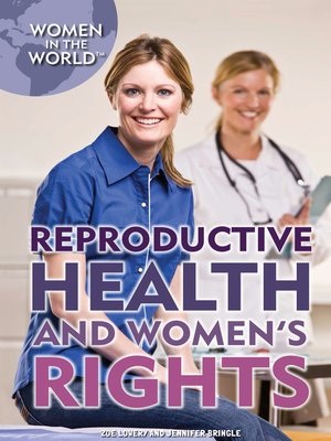 cover image of Reproductive Health and Women's Rights