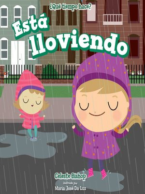 cover image of Está lloviendo (It's Raining)
