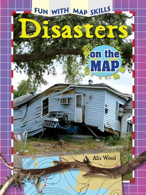 cover image of Disasters on the Map