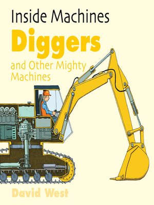 cover image of Diggers and Other Mighty Machines