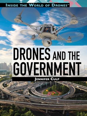 cover image of Drones and the Government