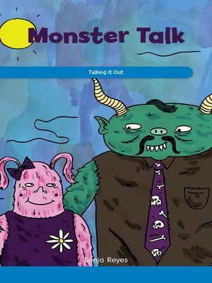 cover image of Monster Talk