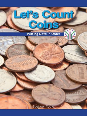 cover image of Let's Count Coins