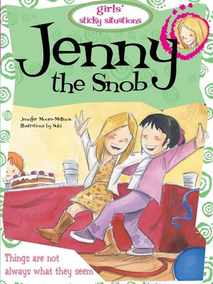 cover image of Jenny the Snob