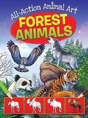 cover image of Forest Animals