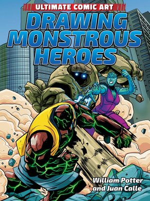 cover image of Drawing Monstrous Heroes