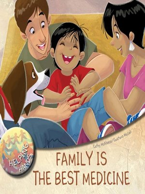 cover image of Family Is the Best Medicine