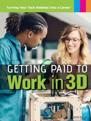 cover image of Getting Paid to Work in 3D