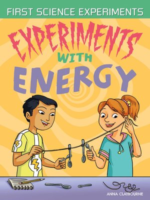 cover image of Experiments with Energy
