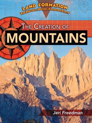 cover image of The Creation of Mountains