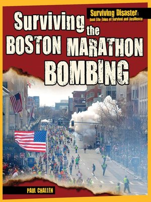 cover image of Surviving the Boston Marathon Bombing