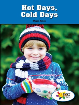 cover image of Hot Days, Cold Days