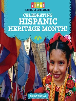 cover image of Celebrating Hispanic Heritage Month!