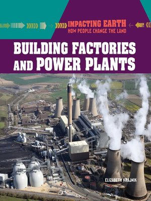 cover image of Building Factories and Power Plants