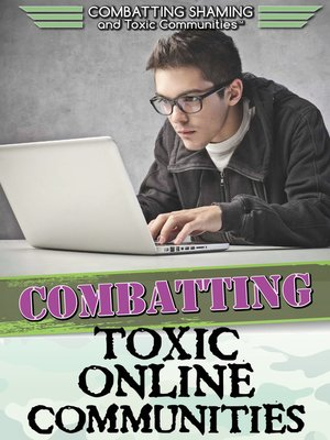 cover image of Combatting Toxic Online Communities