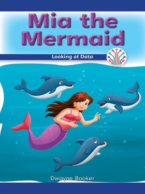 cover image of Mia the Mermaid