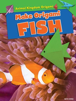 cover image of Make Origami Fish