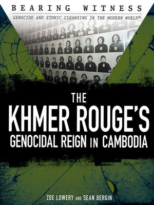 cover image of The Khmer Rouge's Genocidal Reign in Cambodia
