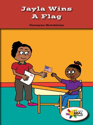 cover image of Jayla Wins A Flag