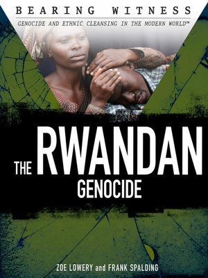 cover image of The Rwandan Genocide