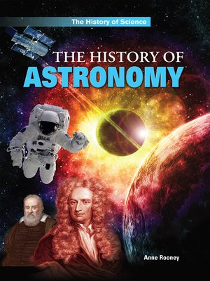 cover image of The History of Astronomy