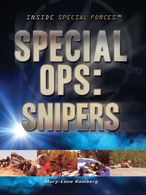 cover image of Special Ops: Snipers