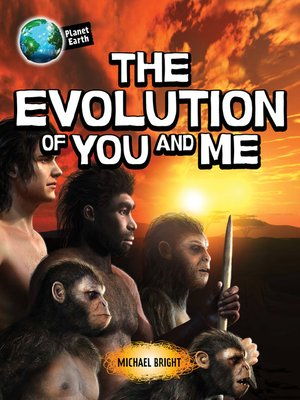 cover image of The Evolution of You and Me