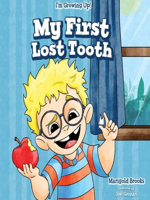 cover image of My First Lost Tooth