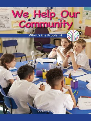 cover image of We Help Our Community