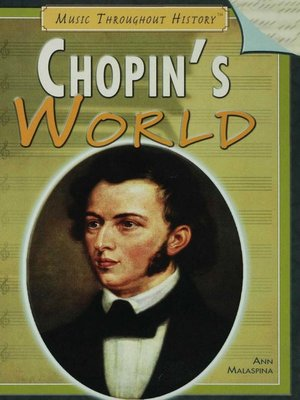 cover image of Chopin's World