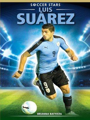 cover image of Luis Suárez