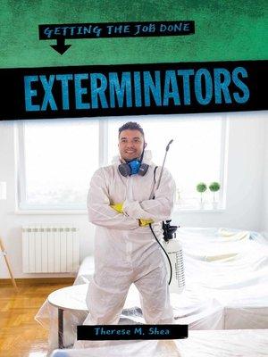 cover image of Exterminators