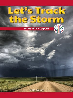 cover image of Let's Track the Storm