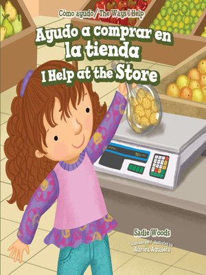 cover image of Ayudo a comprar en la tienda / I Help at the Store