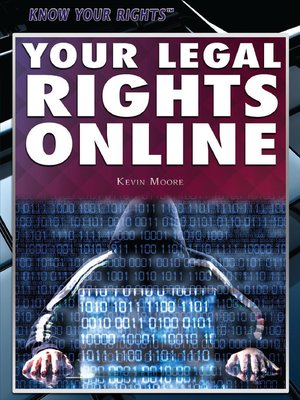 cover image of Your Legal Rights Online