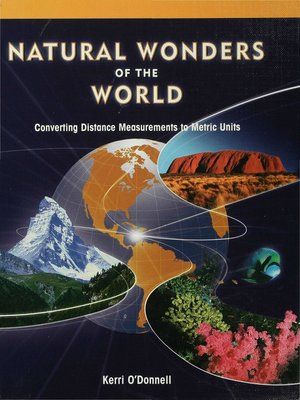 cover image of Natural Wonders of the World