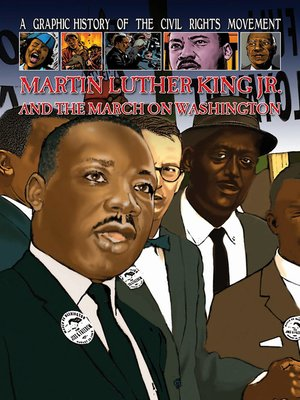 cover image of Martin Luther King Jr. and the March on Washington