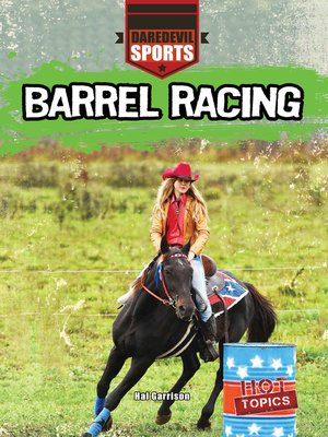 cover image of Barrel Racing