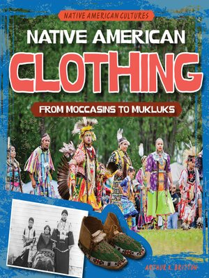 cover image of Native American Clothing