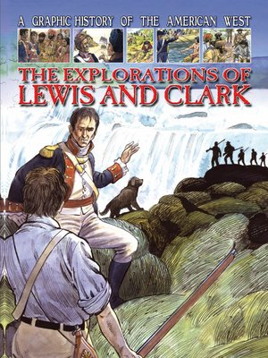 cover image of The Explorations of Lewis and Clark